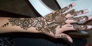 Henna (mehndi) designs & tattoo artist (louisville)