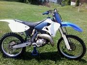 97 Yamaha YZ125 dirtbike