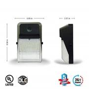 New Slim & Sleek Designed LED Wall Pack 20W - Energy saver Product.
