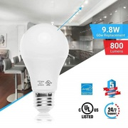 BUY Our A19 Dimmable LED Light Bulb & Start Saving