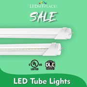 Use UL And DLC Certified 4ft 18w LED Tube Lights For Attracting Guests